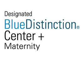 Designated Blue Distinction Center+ Maternity