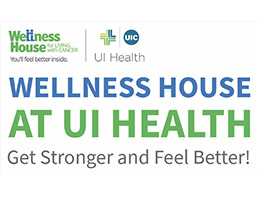 UI Health Cancer Center Partners with Wellness House on Survivorship Programs