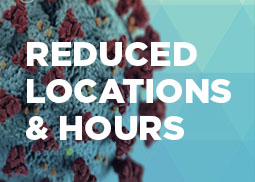 Pharmacy Services Update: Reduced Locations & Hours