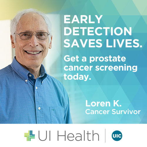 Early Detection Saves Lives, Prostate Cancer