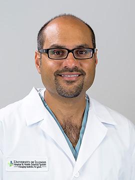 Adhir Shroff, Cardiologist, Cardiology | UI Health