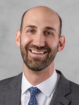 Adam Mikolajczyk, hepatologist, Hepatology | UI Health