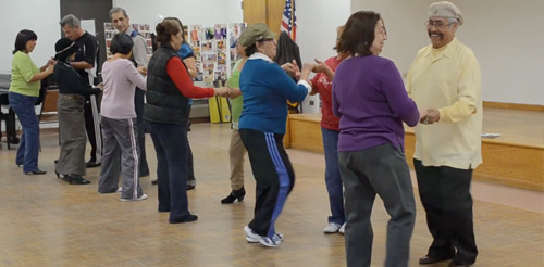 Is dancing a physical activity?