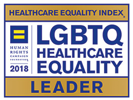 UI Health Recognized for Inclusive Care, Policies for LGBTQ Patients, Visitors, and Employees