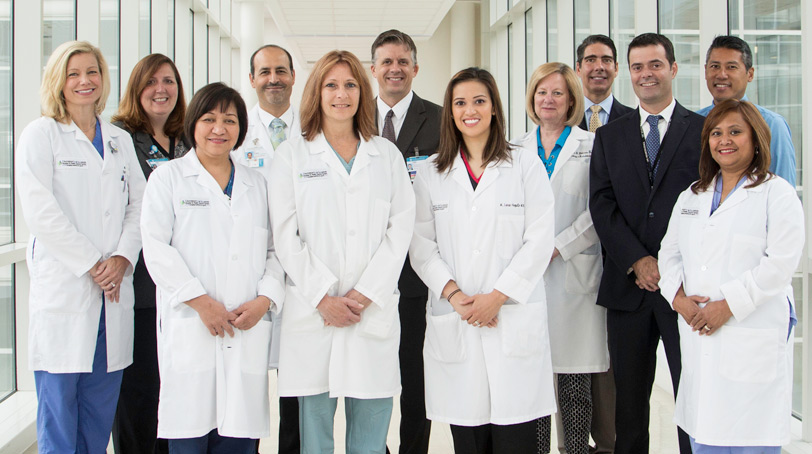 Comprehensive Stroke Centers Team