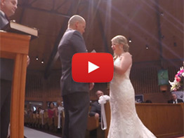 'CBS Sunday Morning' Features Wedding of UI Health Transplant Patient, Organ Donor