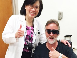 Patient Receives Vision-Restoring Implant at UI Health