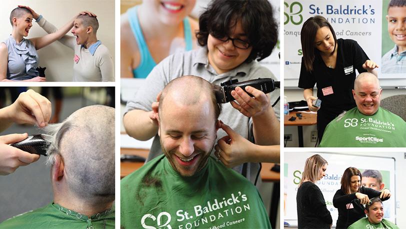 St. Baldrick's for Childhood Cancer Research