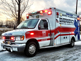 UI Health Joins National Network for Emergency Medicine Clinical Trials