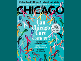 Chicago's Cancer Fighters: 20 UI Health providers listed among 'Chicago's Top Cancer Doctors'