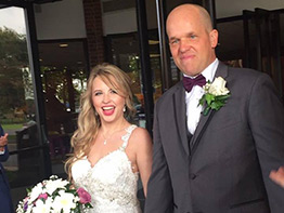Living Liver Donation Leads to Marriage for UI Health Patients
