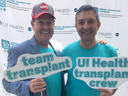 Transplant Program Celebrates 50th Anniversary