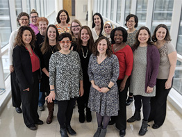 UI Health Midwifery Practice Recognized with 'Triple Aim' Best Practice Achievement