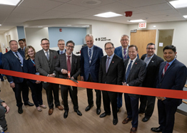 Department of Urology Hosts Ribbon Cutting for New Clinic