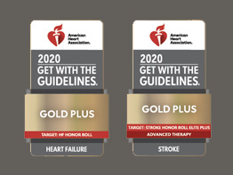 Stroke, Heart Failure Programs Recognized for Advanced, Effective Care