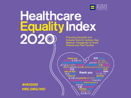 UI Health Named 'LGBTQ Health Care Equality Top Performer'