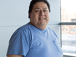 No sugar coating it, UI Health saved David Priego's life