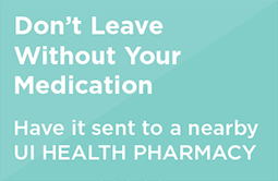 Don't Leave Withour Your Medication