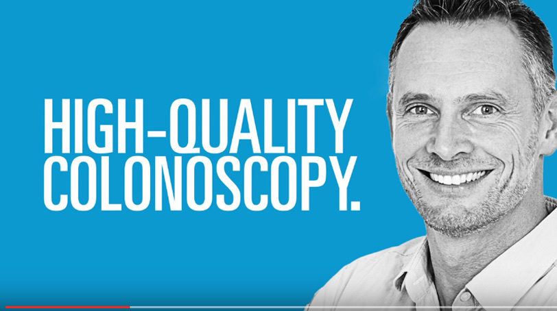 Colorectal cancer screenings begin at age 50. Learn more about what makes a good colonoscopy