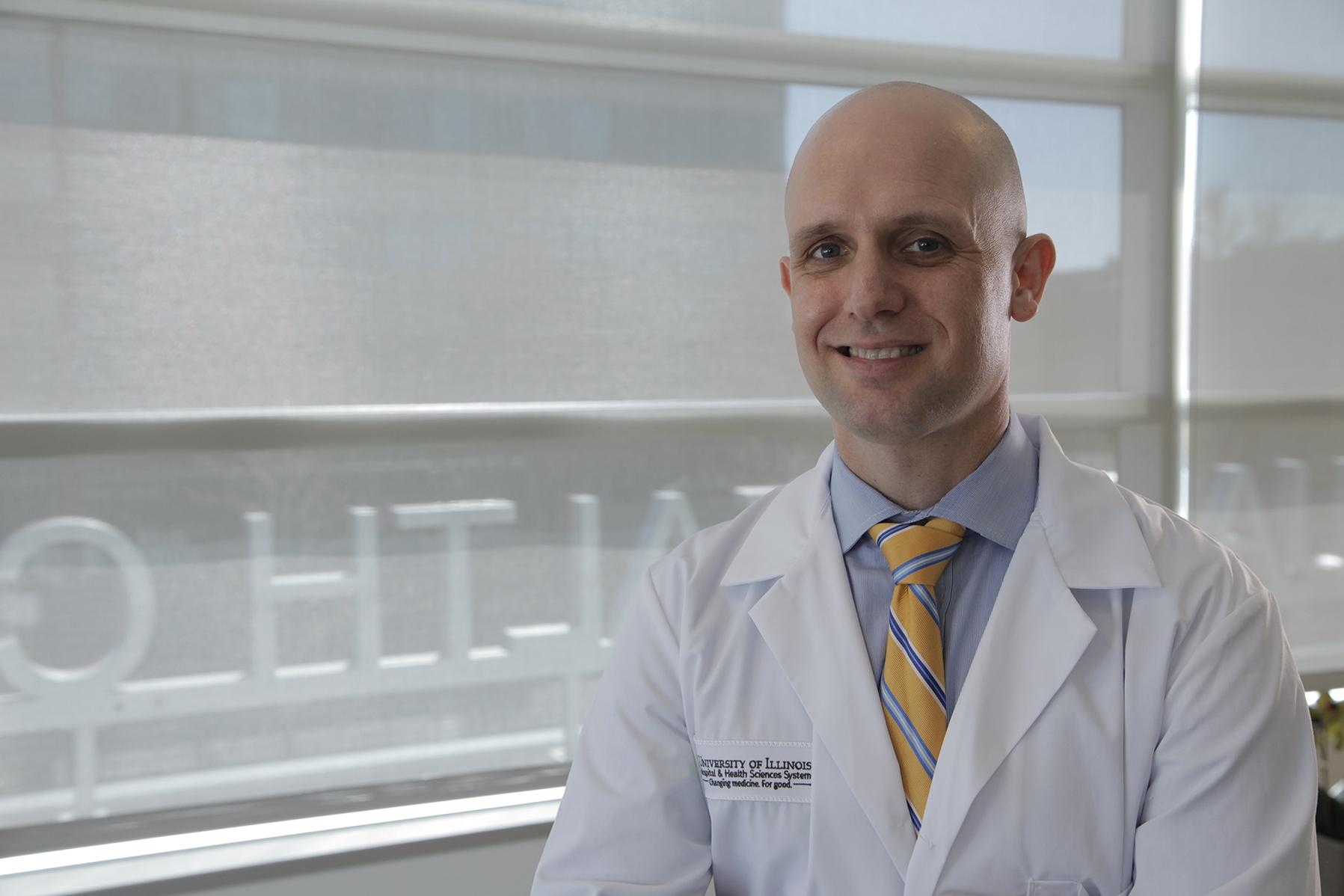 Michael R  Abern, Urology | UI Health