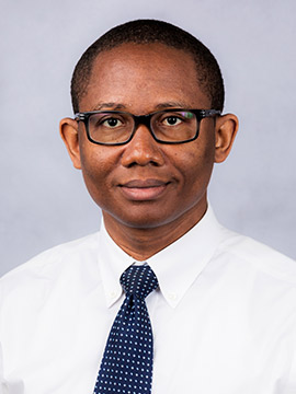 Franklin Njoku, Doctor, Sickle Cell