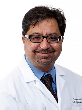 Vivek Chaudhry, Colon and Rectal Cancer