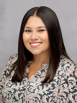 Alexis N. Alvarado, Licensed Social Worker, Supportive Care