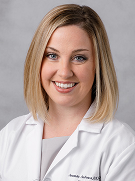 Amanda Andrews, Nurse Practitioner, Neurosurgery