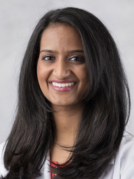 Annette Zacharia, Physician, Internal Medicine