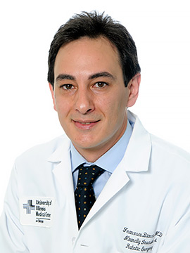 Francesco M Bianco, Surgical Services