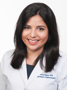 Christy Gomez Neurosurgery