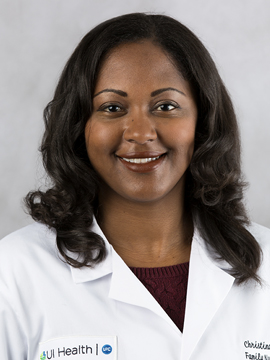 Christina Gordon, Family Nurse Practitioner, Family Medicine