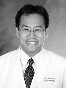 Felix Y. Chau, Ophthalmology