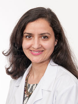 Gifty Bhat, Pediatric Genetics