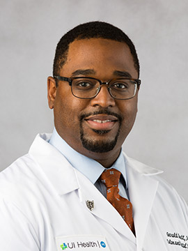 Gerald Gantt Jr., surgeon, Colorectal Surgery