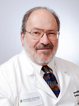Howard Halpern, Radiation Oncology