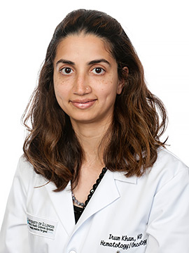 Irum  Khan, Internal Medicine