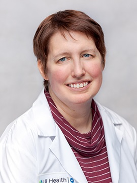 Jessica Ittner, Nurse Practitioner, Pediatric Hematology and Oncology