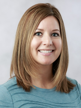Jennifer Stenger, Occupational Therapist, Rehabilitation Services