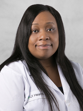 Karen Woodard, Nurse Practitioner, Sickle Cell