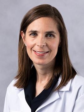 Kathryn Hempstead Fajardo, Clinical Dietitian, Cancer Services