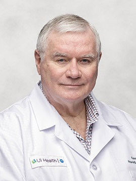 Kenneth L. Moore, Physician, Neurology