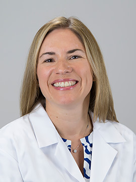 Michelle Barnes - Pediatric General