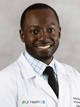Michael Charles, Physician and Pediatrician, Internal Medicine