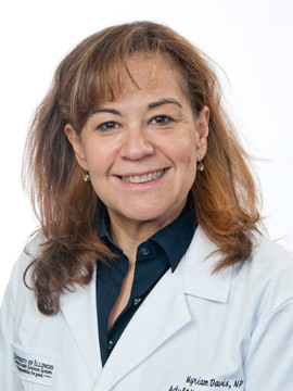 Myriam Davis - Nurse Practitioner, Surgery, Robotic, Minimally Invasive, and General Surgery