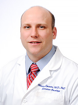 Michael Spiotto, Radiation Oncologist, Radiation Oncology