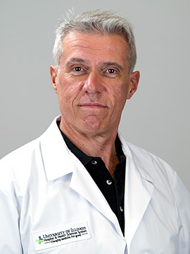 Pier C. Giulianotti, Robotic Surgeon, Robotic Surgery Program