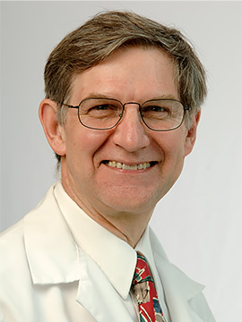 Dean E. Schraufnagel, Pulmonologist, Pulmonary