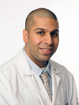 Dr. Saraf is an Assistant Professor of Medicine in the Division of Hematology/Oncology.