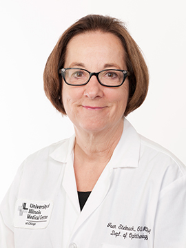 Joan Stelmack, Ophthalmologist, Ophthalmology